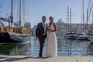 PHOTOS MARIAGE MARSEILLE