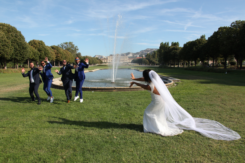 photos et videos de mariages